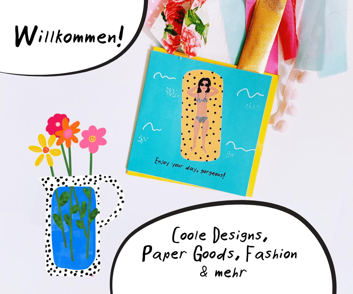 Velvet Rebel - Dein Schweizer Online Store für Design, Paper Goods, Fashion und mehr.